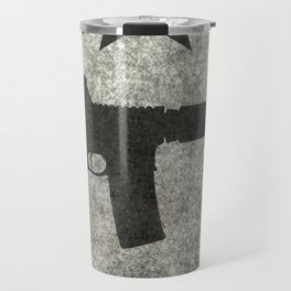 Come and Take it Flag with AR-15 Travel Mug