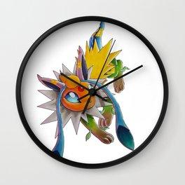 Chymereon— Eeveelutions Mashup Wall Clock