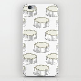 Goat Cheese iPhone Skin