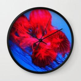 Underwater Ballerinas Wall Clock