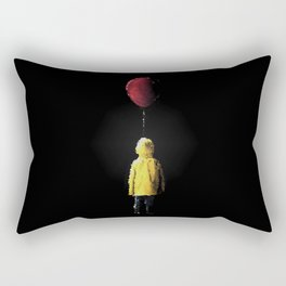 It Georgie Stained Glass Rectangular Pillow