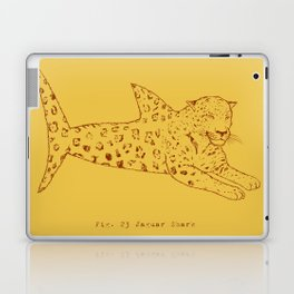 Jaguar Shark Laptop & iPad Skin