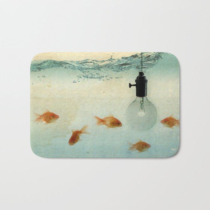 Fishing for ideas Bath Mat