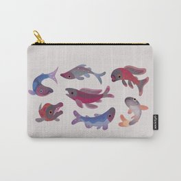 Salmon Carry-All Pouch