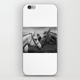 Horses of Instagram II iPhone Skin