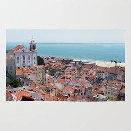 Lisbon View Rug