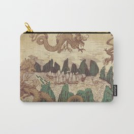 The Halong Bay Creation Myth Carry-All Pouch