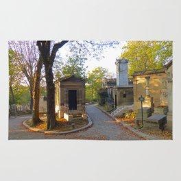 Autumn at Père Lachaise II Rug