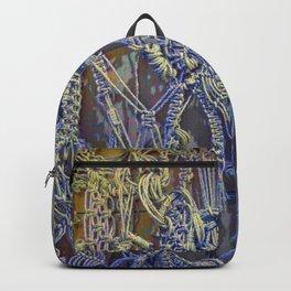 Fantasy Rope Art Backpack
