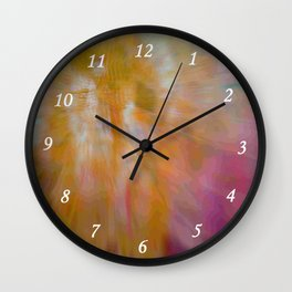 Abstract 03 Wall Clock