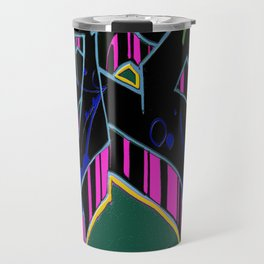 Grafitti_freewall9 Travel Mug