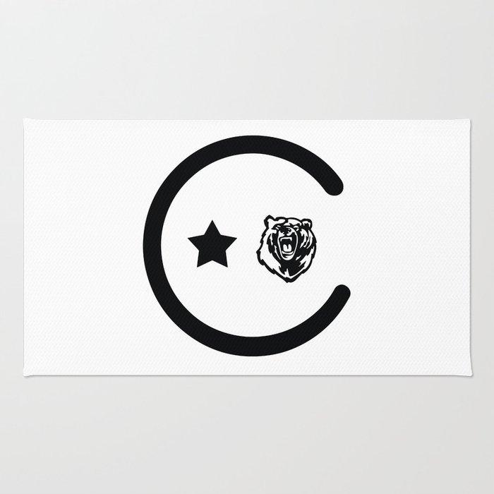 California Icons Rug