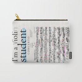Violin student Carry-All Pouch
