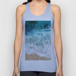 Ocean Waves I Unisex Tank Top