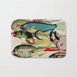 Fantastic Fish Tank Bath Mat