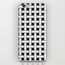 Plane Weave Seamless Pattern. iPhone Skin