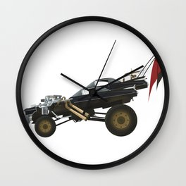 The Gigahorse Wall Clock