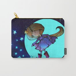 Walking in The Stars Carry-All Pouch