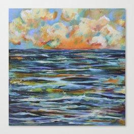 Sea of Ballads Canvas Print