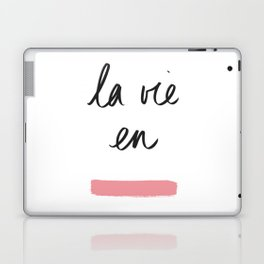 La Vie en Rose x Telma W. Laptop & iPad Skin