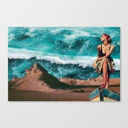 Forbidden Seas Canvas Print