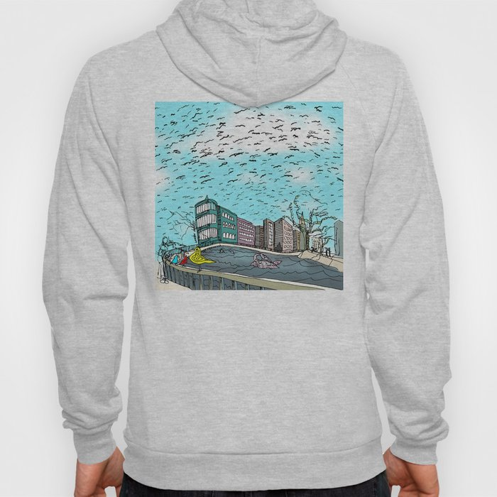 Love in the Afternoon Hoody