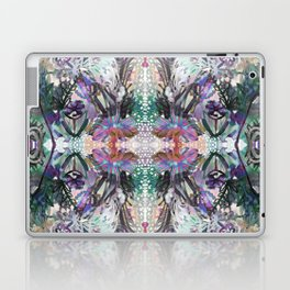 Psychedelic Positive Notes Laptop & iPad Skin