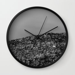 Precipice Edge Wall Clock