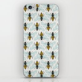 Honey Bee iPhone Skin
