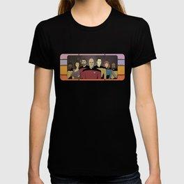 Star Trek: The Next Generation Crew T-shirt