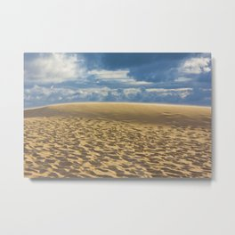 Dune du Pilat 4 Metal Print