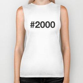 2000 Biker Tank