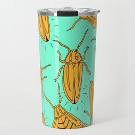 Flying Roaches are insects too Travel Mug