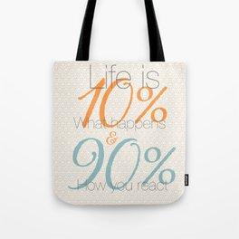 10/90 Tote Bag