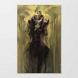 Thane Canvas Print