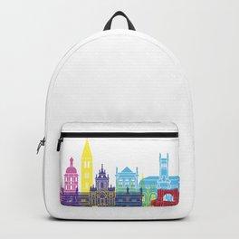 Valladolid skyline pop Backpack