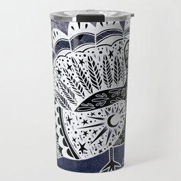 Mystic Turkey Travel Mug