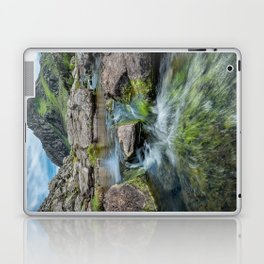 Tryfan Mountain Stream  Laptop & iPad Skin
