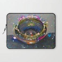 Waterdrop Art Laptop Sleeve