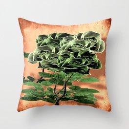 WILD IRISH ROSE - 051 Throw Pillow