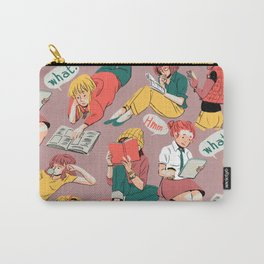 Reading Gals Carry-All Pouch