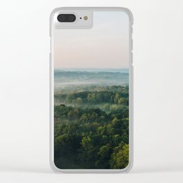 Kentucky from the Air Clear iPhone Case