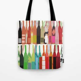 Lisa Wine Tote Bag