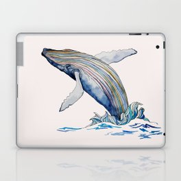 Humpback Whale Laptop & iPad Skin