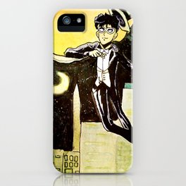 Finally.... Meet Tuxedo Mask! iPhone Case