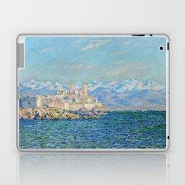 Claude Monet Antibes Afternoon Effect Laptop & iPad Skin