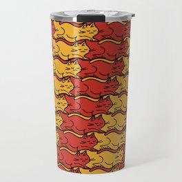Tesselcats Travel Mug