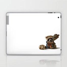 Rocket and Groot Laptop & iPad Skin
