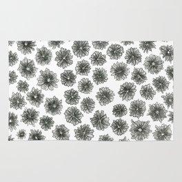 Coneflower Pattern Rug