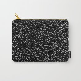 Dashed line drawn by pen Carry-All Pouch